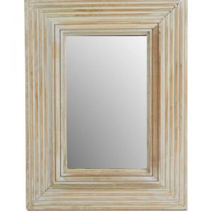 A7094.1WN-B169 MIRROR STRIPED FRAME 60×80