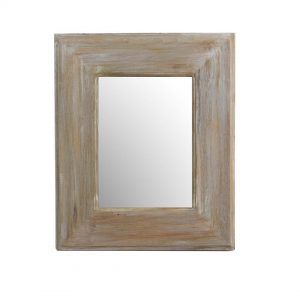A7097.1WN-B169 MIRROR PLAIN FRAME 50×60