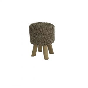 C1456 – B176 STOOL SEAGRASS F37 H47