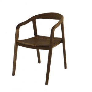 C1600 – B177 CHAIR DIMI TEAK 57x50x76